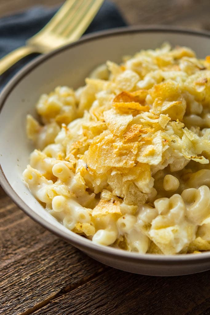 White Cheddar Beer Mac & Cheese