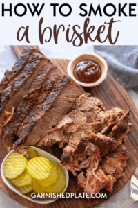 While it may seem like a lot of work, I'm going to show you how to smoke a brisket the easy way on an electric pellet grill so that you'll end up with delicious and amazing brisket every time! #brisket #smokedbrisket #traegergrill