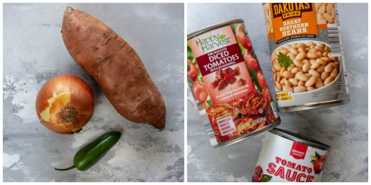 ingredients for instant pot vegetarian tortilla soup